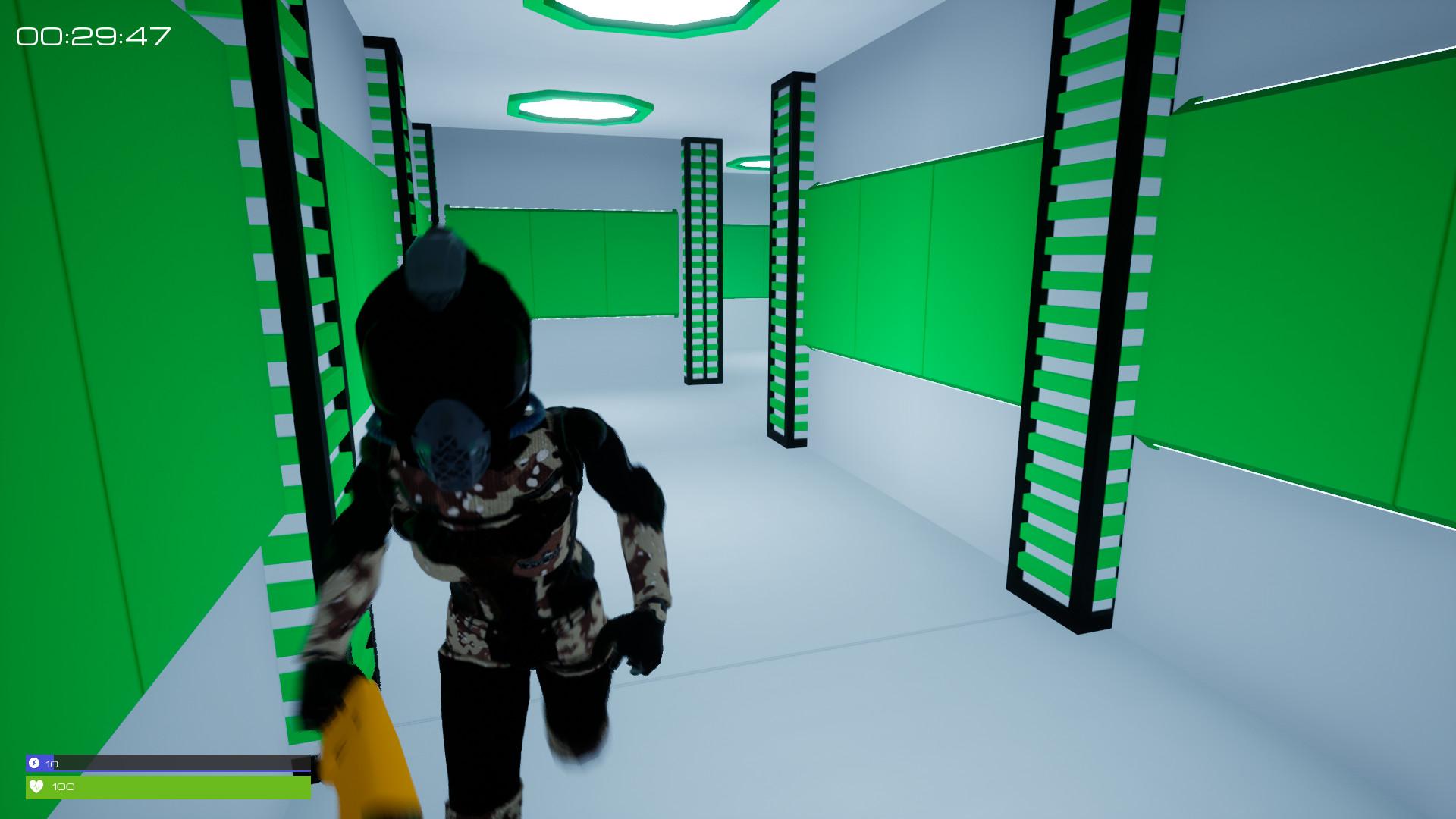 Project Maze screenshot