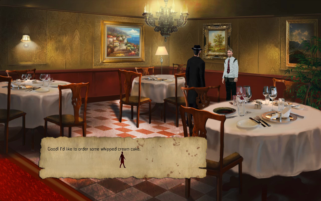 Devil In The Capital screenshot