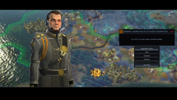 Sid Meier's Civilization: Beyond Earth - Rising Tide (DLC) (PC) 2015