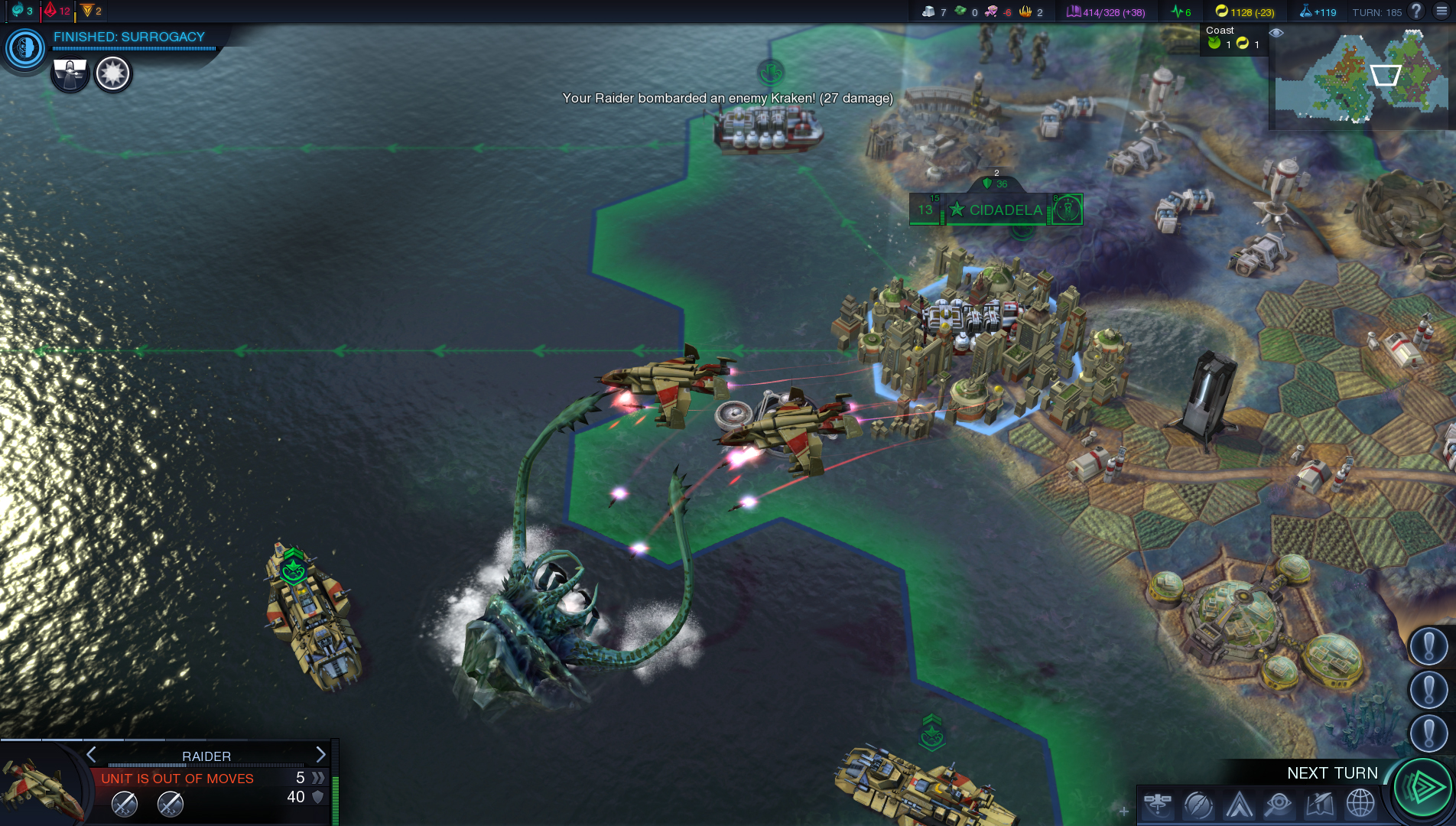 Civilization: Beyond Earth + DLC Screenshot 1