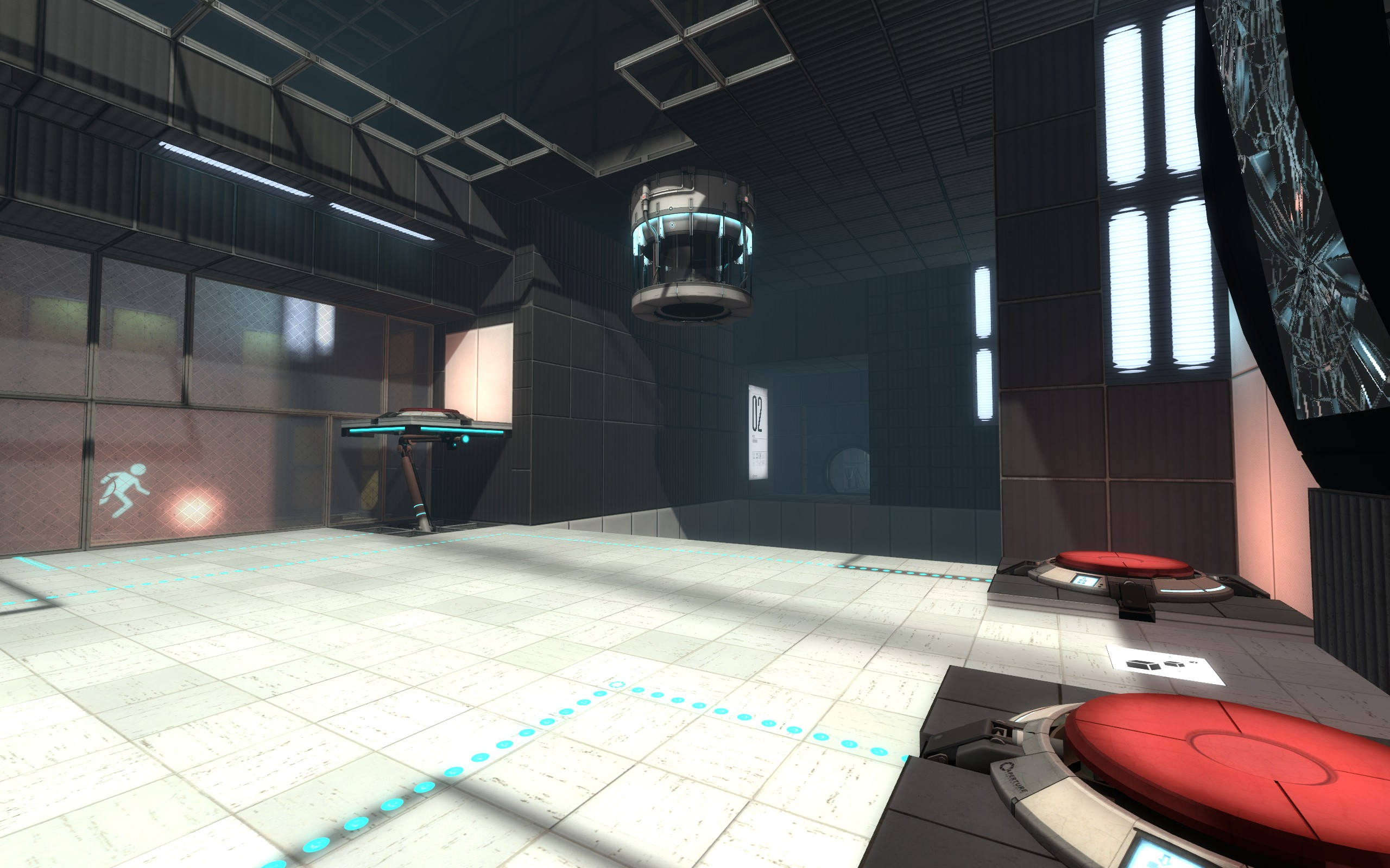 Portal 2 Sixense MotionPack DLC screenshot