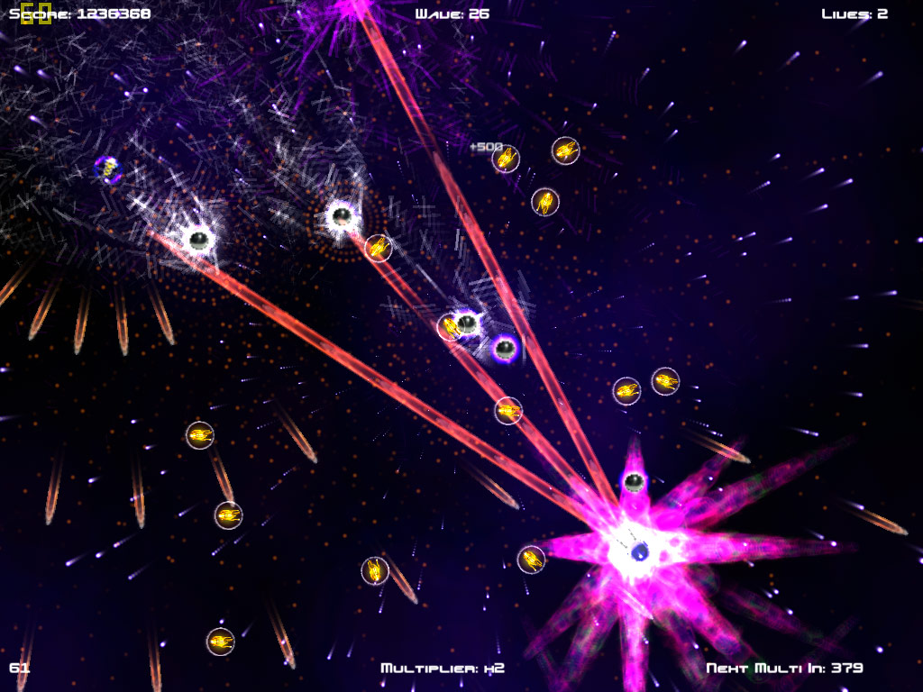 Bullet Candy screenshot