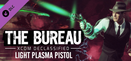 The Bureau: XCOM Declassified - Light Plasma Pistol