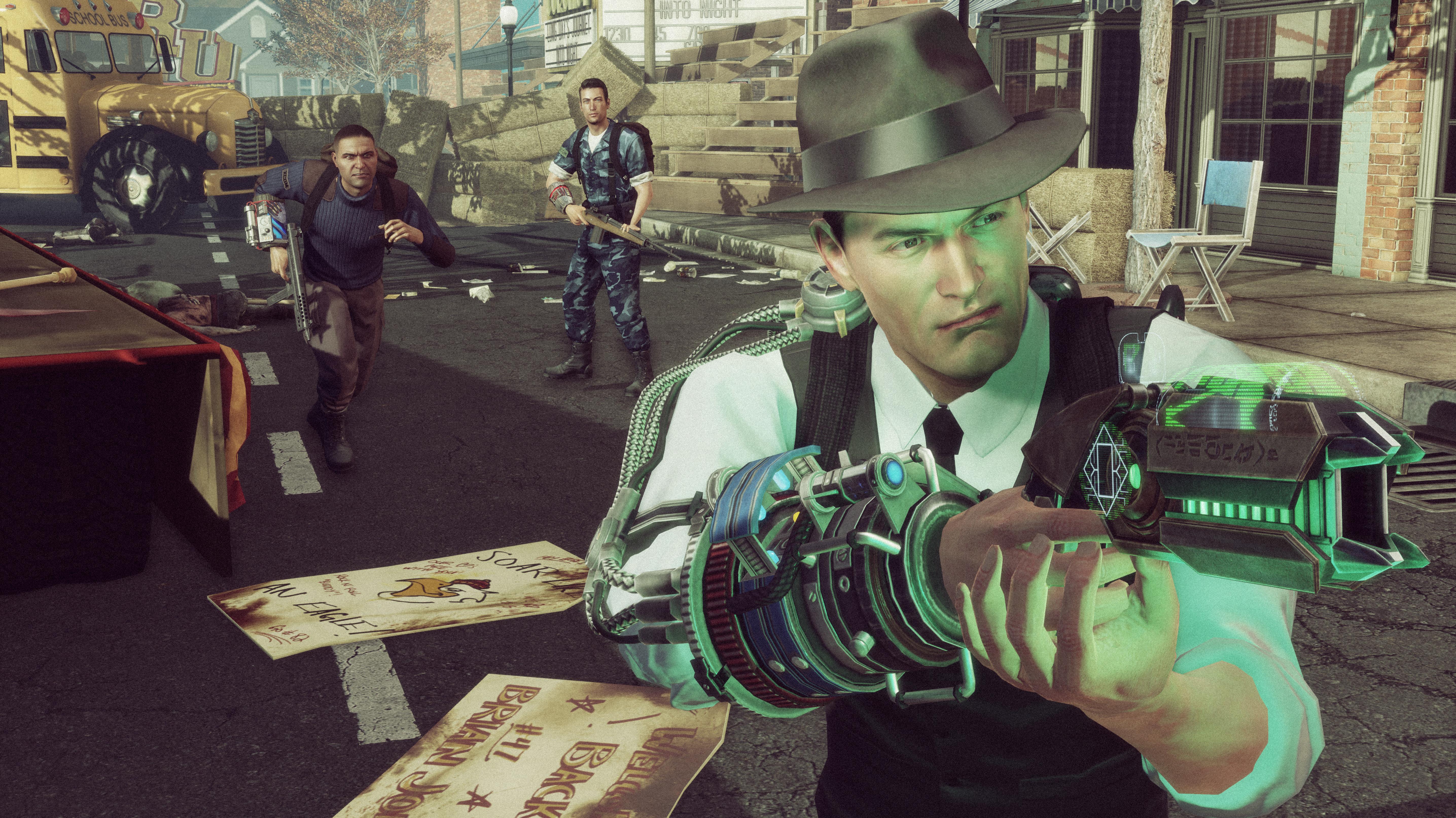 The Bureau: XCOM Declassified - Light Plasma Pistol screenshot