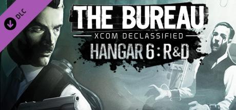 The Bureau: XCOM Declassified - Hangar 6 R&D
