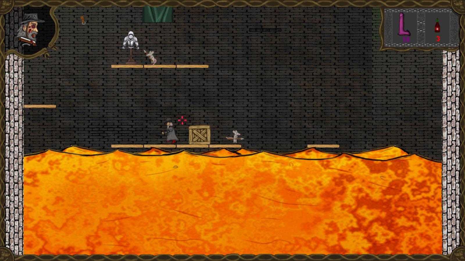 Dungeons & Geese screenshot