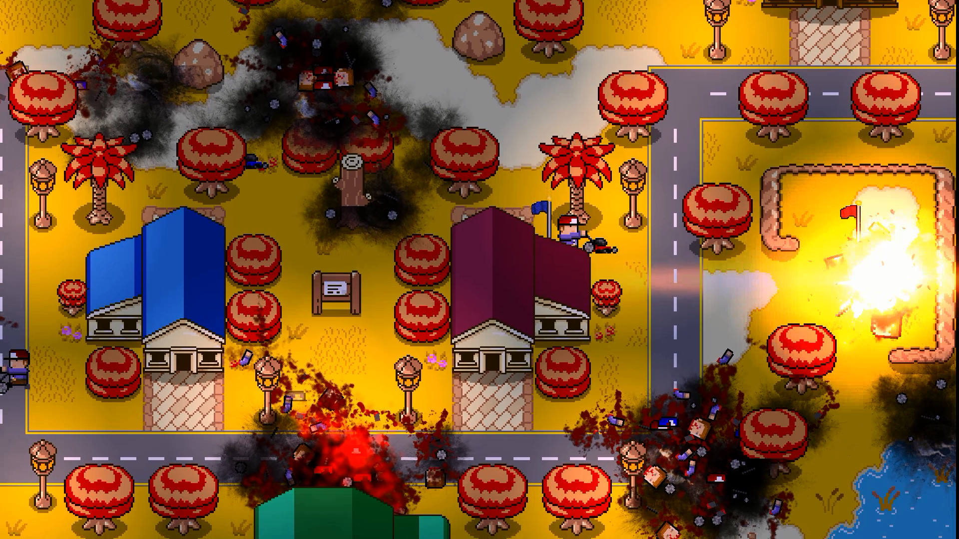 Law Mower screenshot