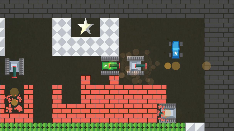Tank Battle Mania screenshot