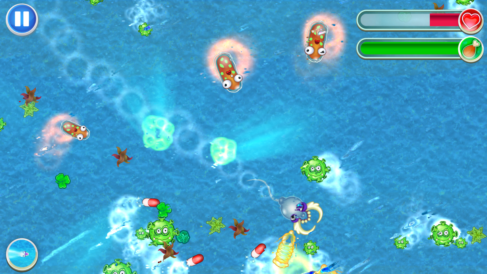 Bio Soup screenshot
