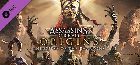 Allgamedeals.com - Assassin's Creed® Origins - The Curse Of The Pharaohs - STEAM