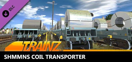 Trainz 2019 DLC: Shmmns Coil Transporter