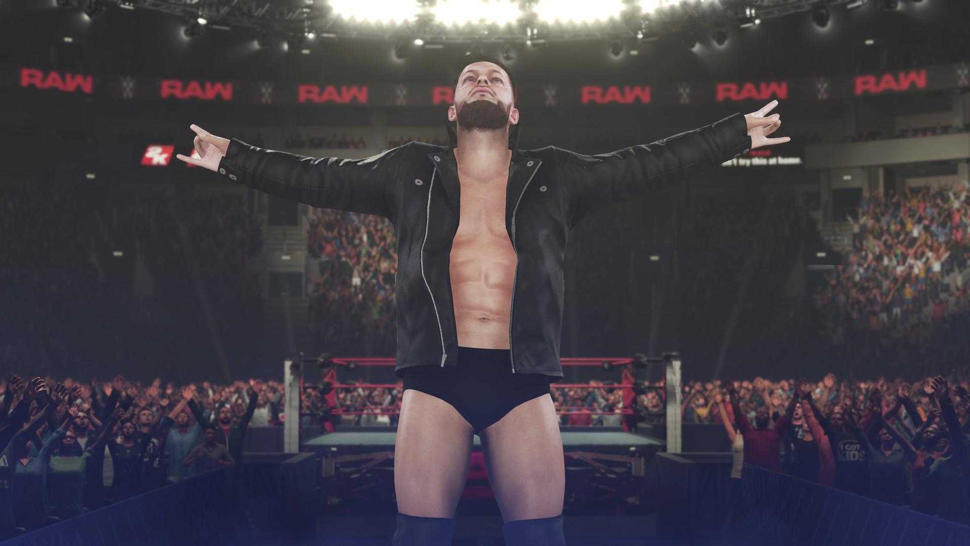 WWE 2K18  [2017|Eng]