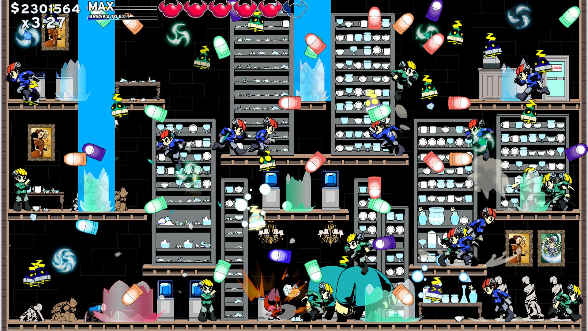 Infernal Racket screenshot