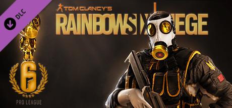 Tom Clancy's Rainbow Six Siege - Pro League Smoke Set steam key giveaway