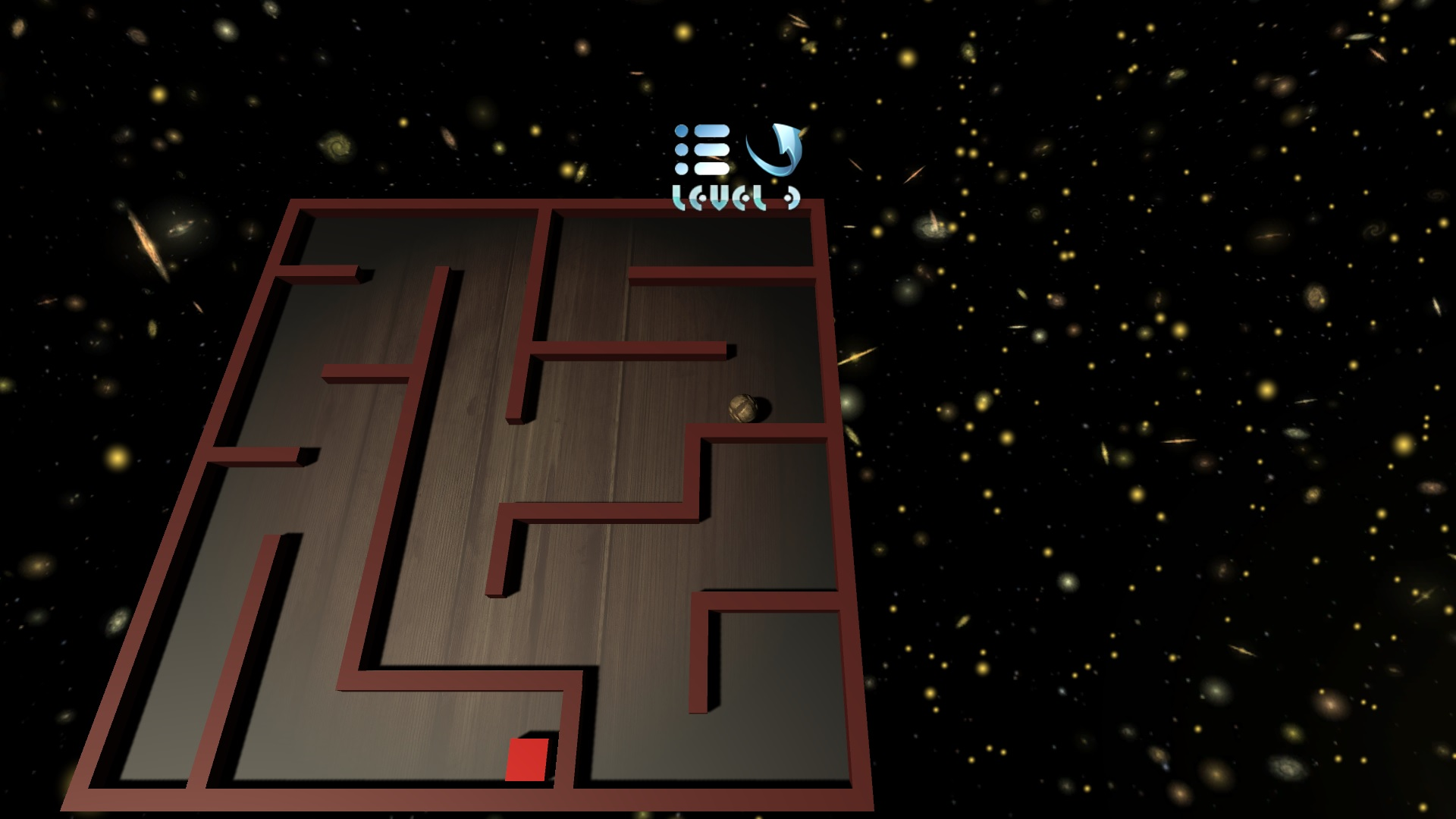aMAZE 3D screenshot