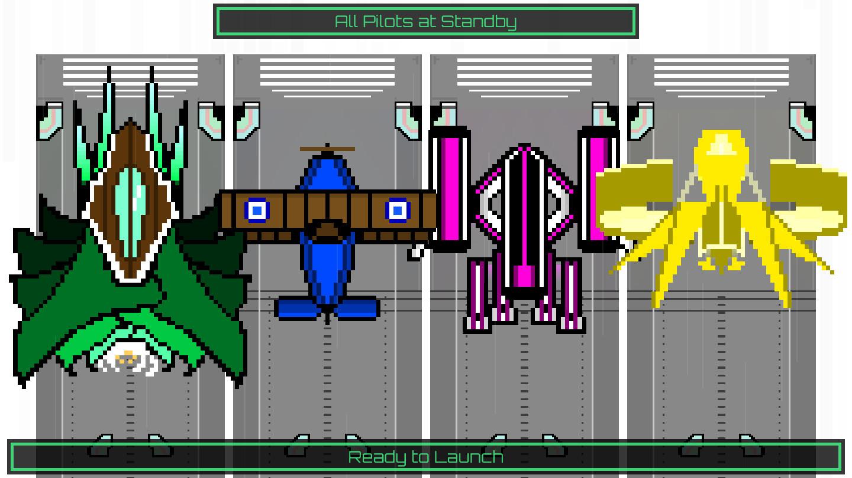 SuperLuminauts screenshot