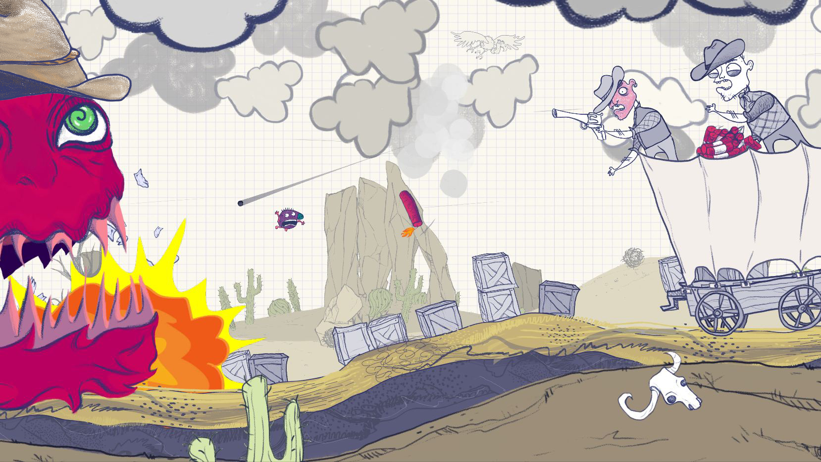 Escape Doodland screenshot