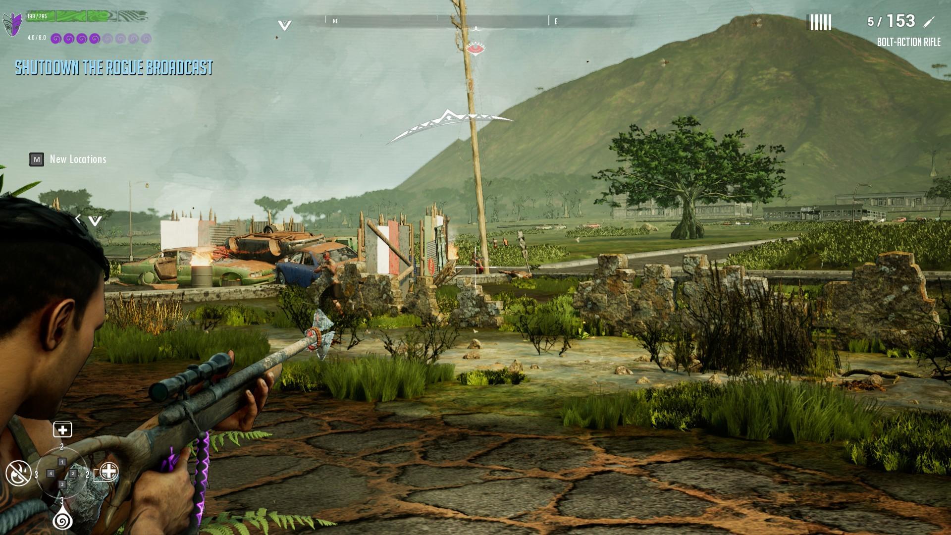 Ashes of Oahu screenshot