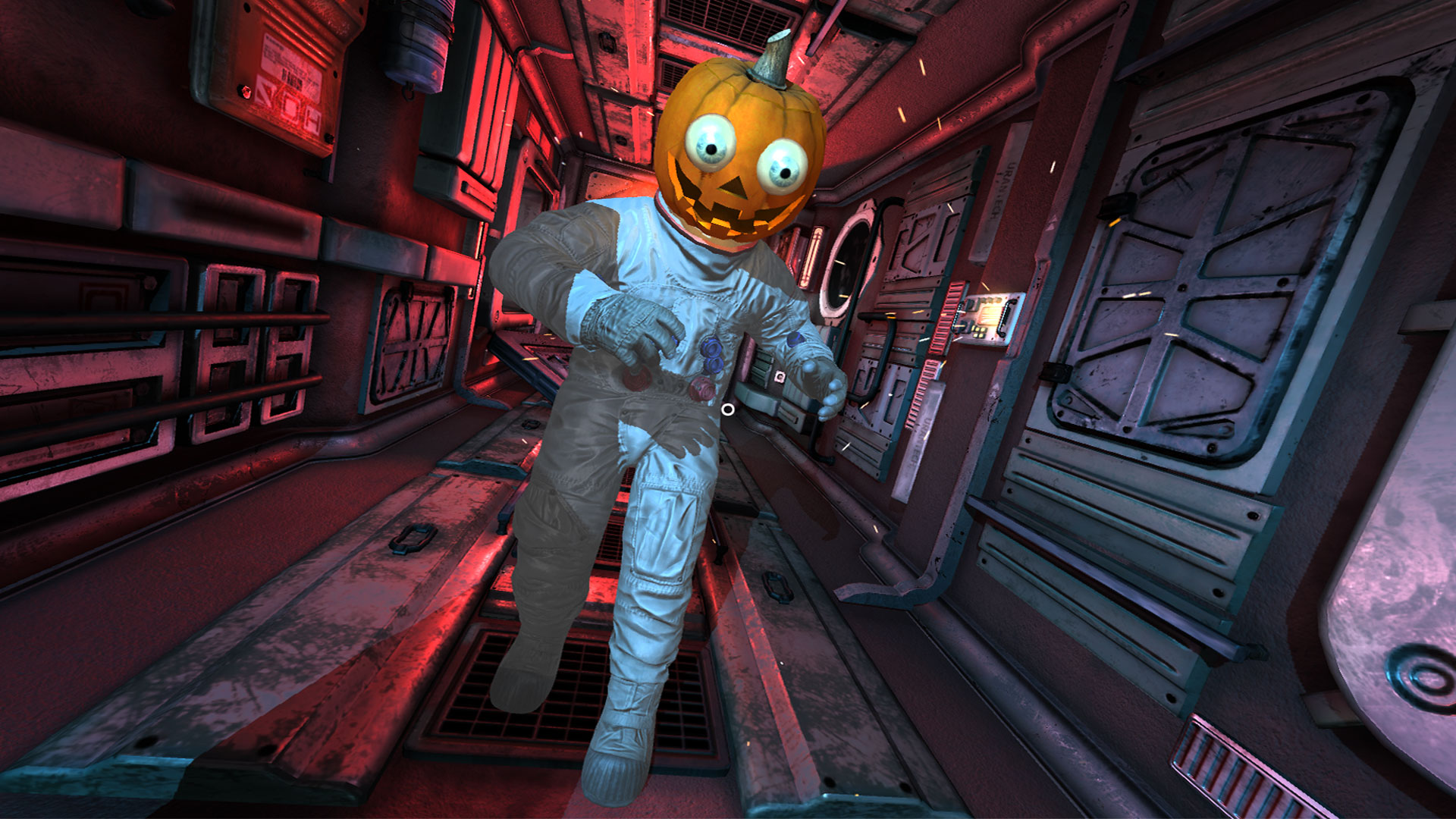 Far Space Halloween edition screenshot