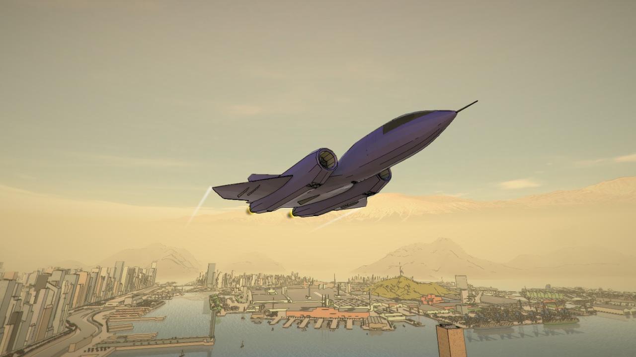 Infinite Skyline screenshot