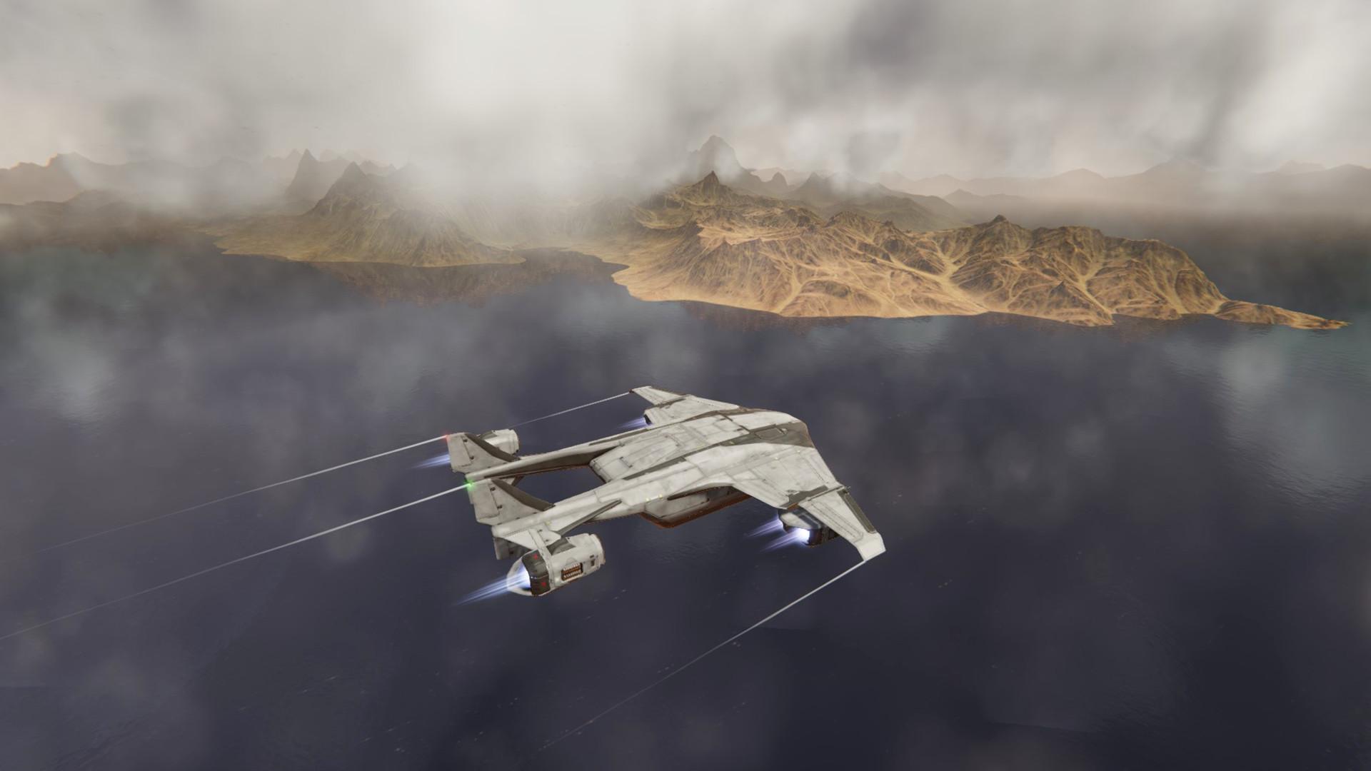Frontier Pilot Simulator screenshot