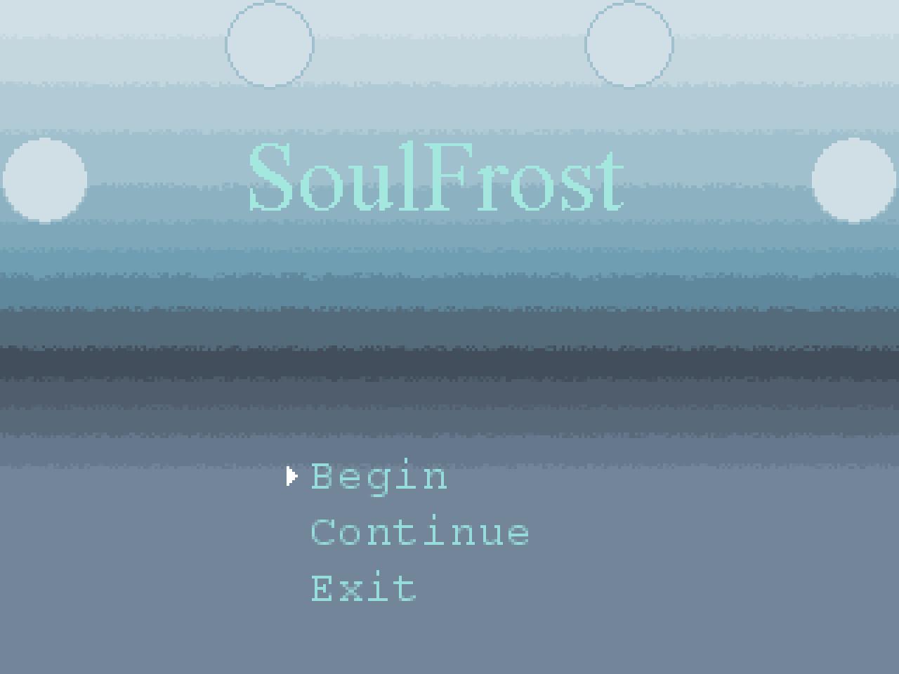 SoulFrost screenshot