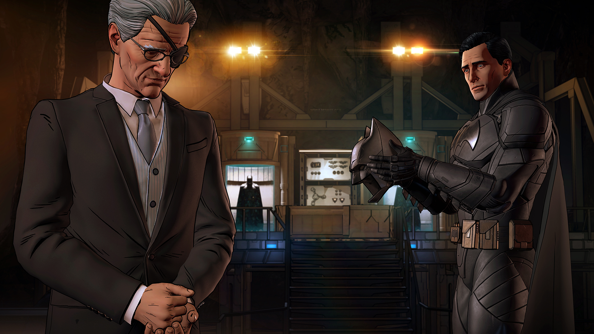 Batman: The Enemy Within - The Telltale Series [2017|Rus|Eng|Multi9]