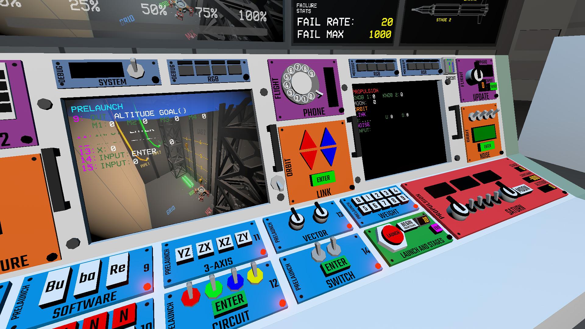 Launch Party screenshot