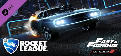 Rocket League – Fast & Furious '70 Dodge Charger R/T