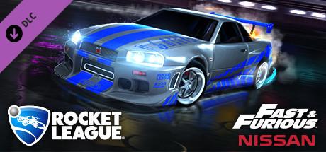 Rocket League – Fast & Furious '99 Nissan Skyline GT-R R34