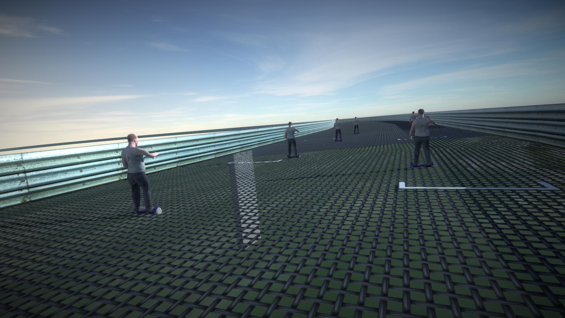 Fidget Spinner Simulator screenshot