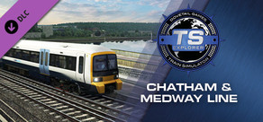 Train Simulator: Chatham Main and Medway Valley Lines Route Add-On