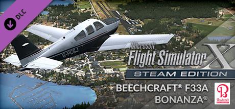 FSX Steam Edition: Beechcraft F33A Bonanza