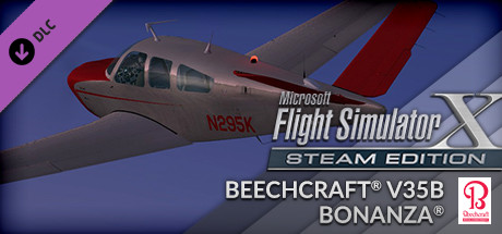 FSX Steam Edition: Beechcraft V35B Bonanza