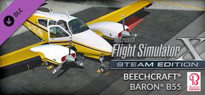 FSX Steam Edition: Beechcraft® Baron® B55 Add-On