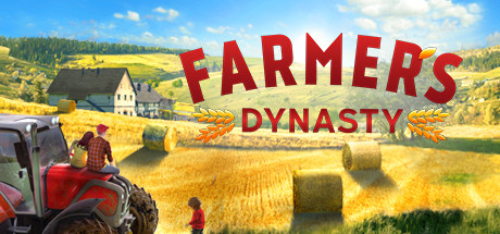 Allgamedeals.com - Farmer's Dynasty - STEAM