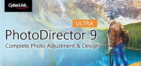 Allgamedeals.com - CyberLink PhotoDirector 9 Ultra - STEAM