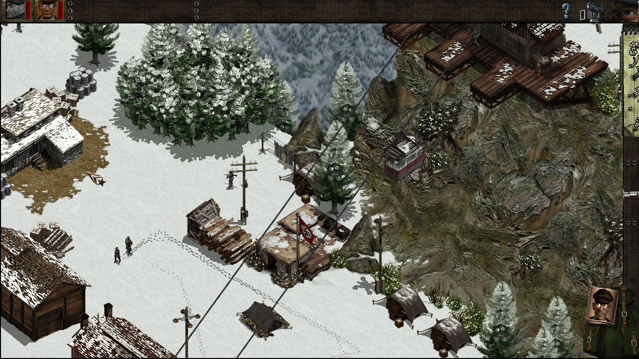 Commandos: Behind Enemy Lines screenshot