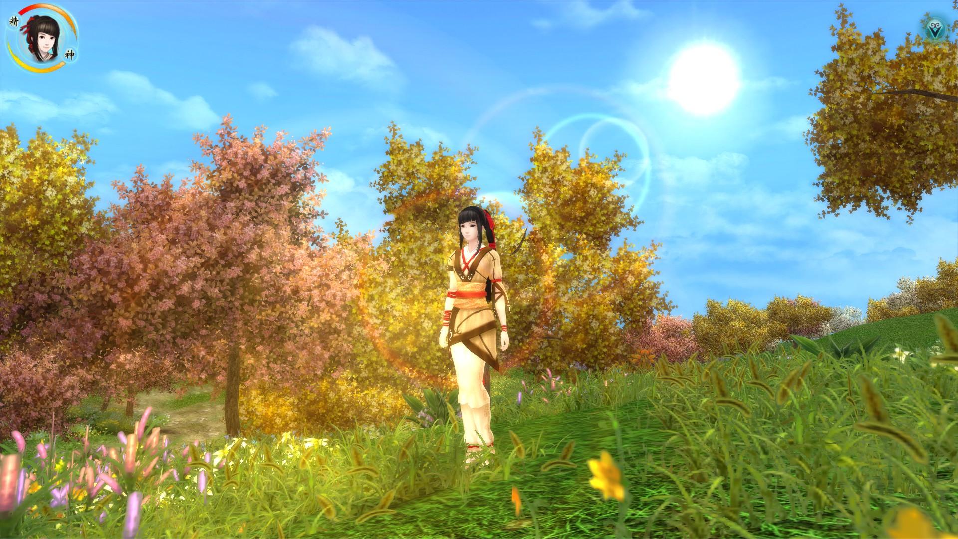 仙剑奇侠传五 前传(Chinese Paladin:Sword and Fairy 5 Prequel) screenshot