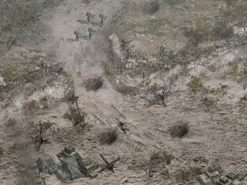 Commandos 3: Destination Berlin screenshot