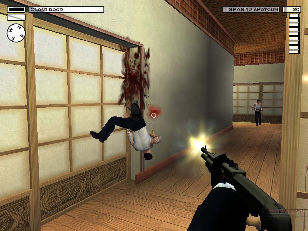 Hitman 2: Silent Assassin screenshot
