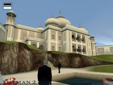 hitman 2 silent assassin game free