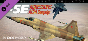 F-5E: Aggressors Air Combat Maneuver Campaign