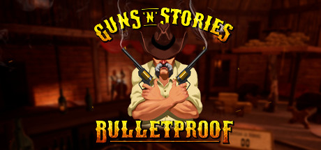 Allgamedeals.com - Guns'n'Stories: Bulletproof VR - STEAM