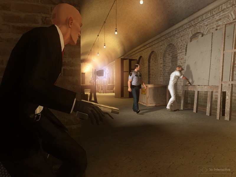 free  hitman 4 game for pc