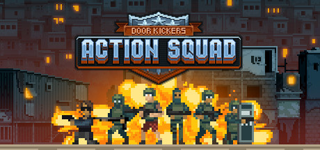 Allgamedeals.com - Door Kickers: Action Squad - STEAM