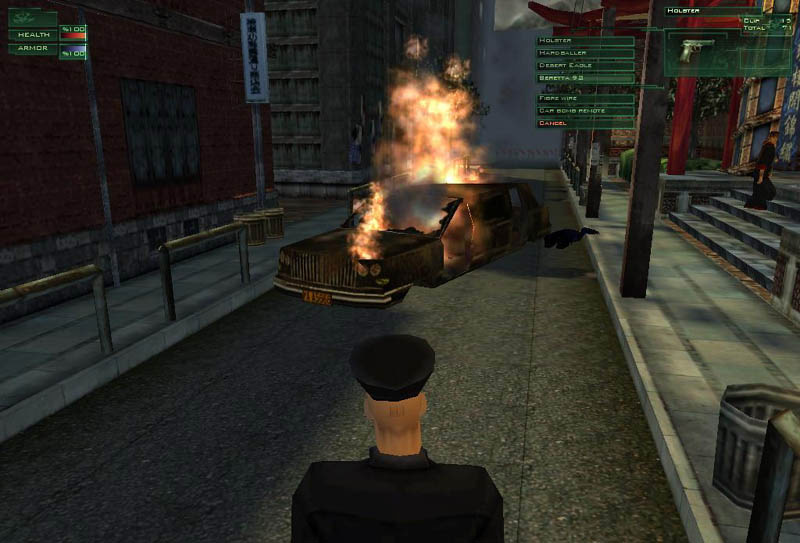 Hitman: Codename 47 screenshot