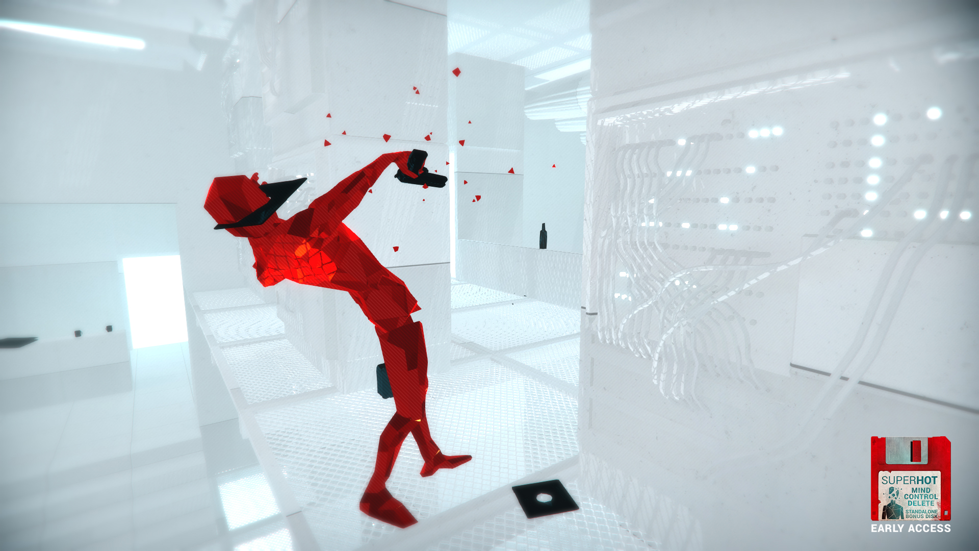 Superhot:  Mind Control Delete 2017 pc game Img-4