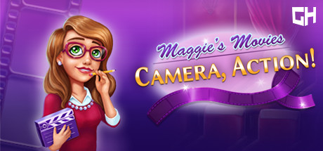 Maggie's Movies - Camera, Action!