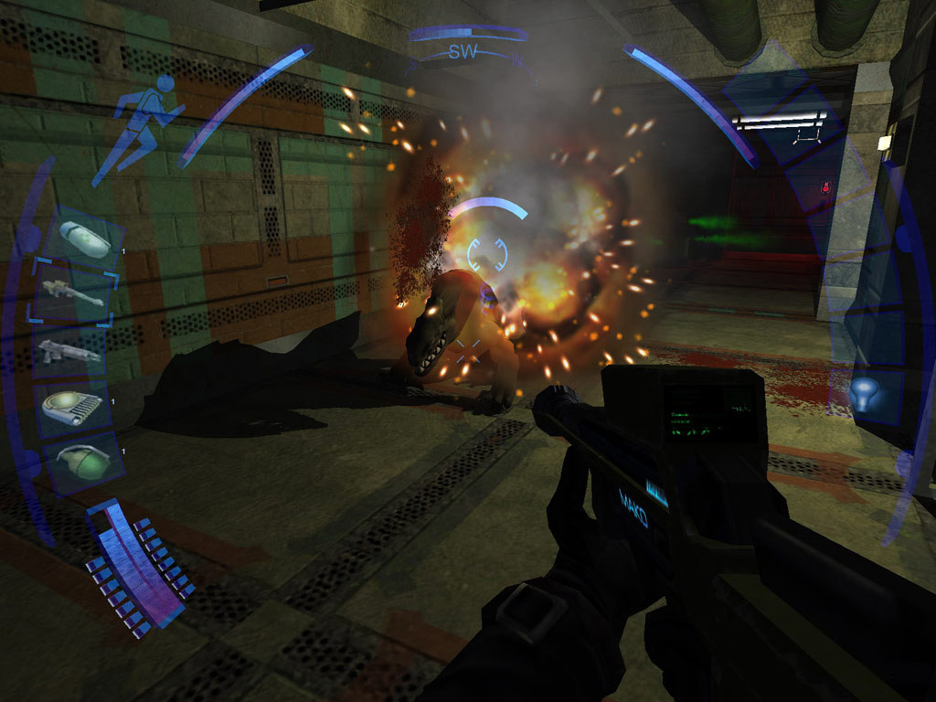 Deus Ex: Invisible War screenshot 1
